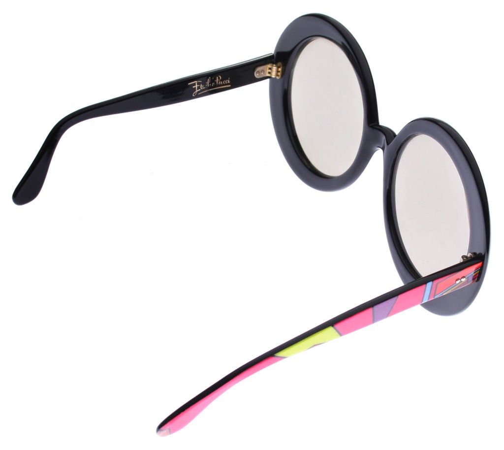 Pair of  1960's Emilio Pucci Sunglasses image 3