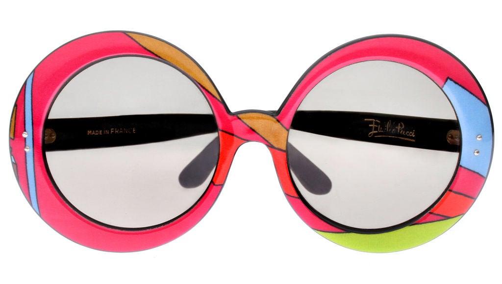 Pair of  1960's Emilio Pucci Sunglasses image 6
