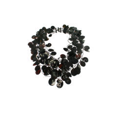 Multi Strand Necklace Necklace by Gerda Lynggaarde