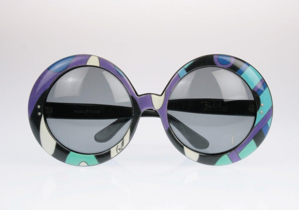 Vintage Mod Pucci Sunglasses image 4
