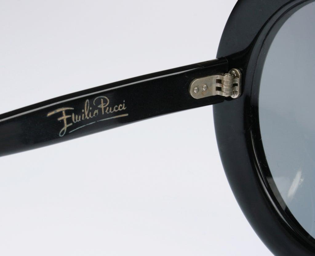 Vintage Mod Pucci Sunglasses image 5