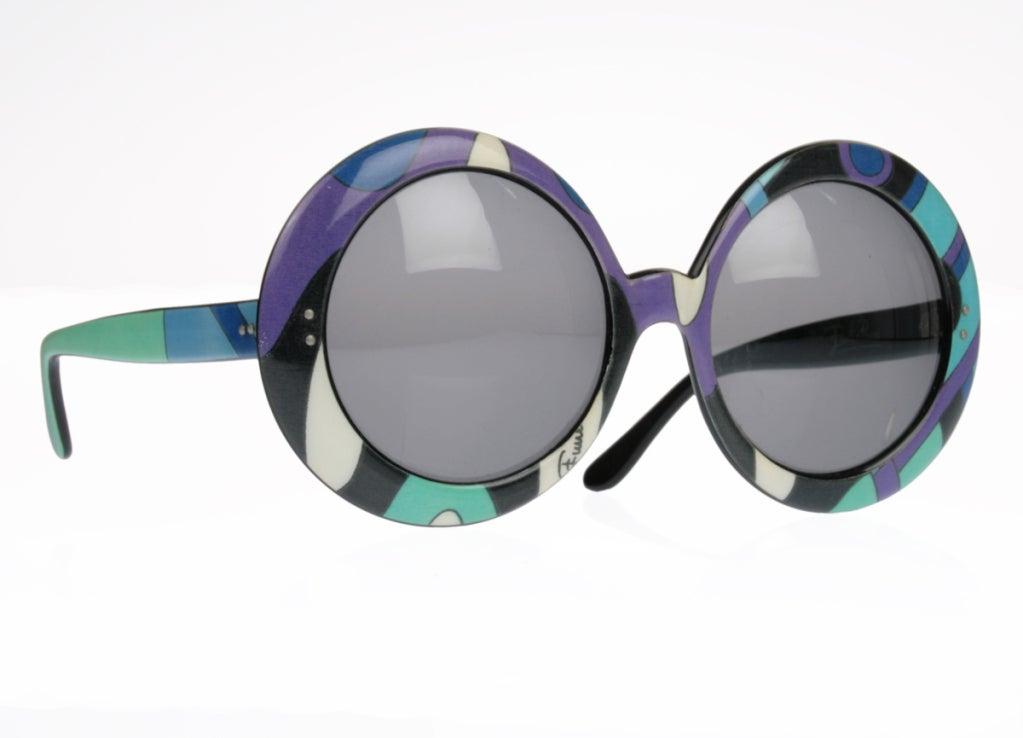 Vintage Mod Pucci Sunglasses image 2