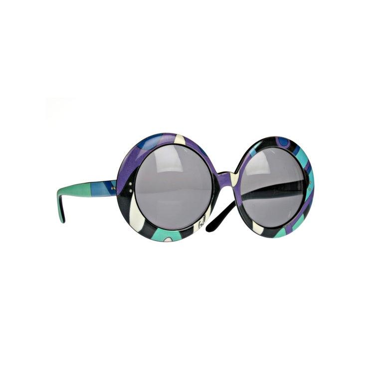 Vintage Mod Pucci Sunglasses