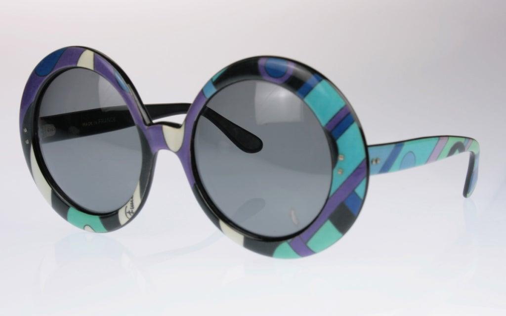 Vintage Mod Pucci Sunglasses image 3