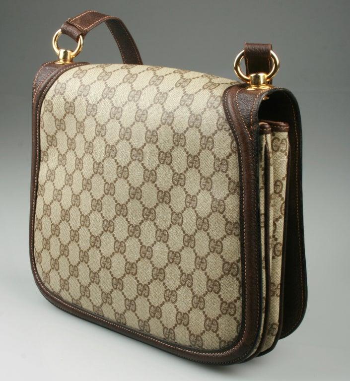 1970 vintage gucci shoulder bag