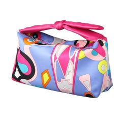 Colorful  and Fun  Pucci Handbag