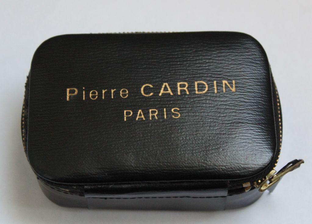Womenu0027s Very Rare 1960u0027s PIERRE CARDIN Folding Sunglasses With Case ...