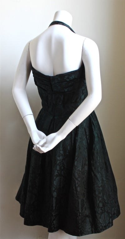 *SALE* 50's CHRISTIAN DIOR haute couture brocade dress WAS $950 NOW $450 3