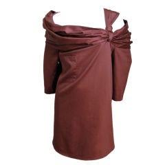 ROMEO GIGLI asymmetrical tunic