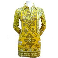 **SALE** LEONARD wool ultra mini dress was $550 now $225