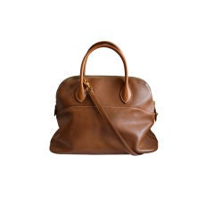 HERMES Bolide bag - 37 cm gold epsom leather
