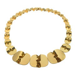 "Gubelin ""Grand Canyon"" Necklace, 1976"