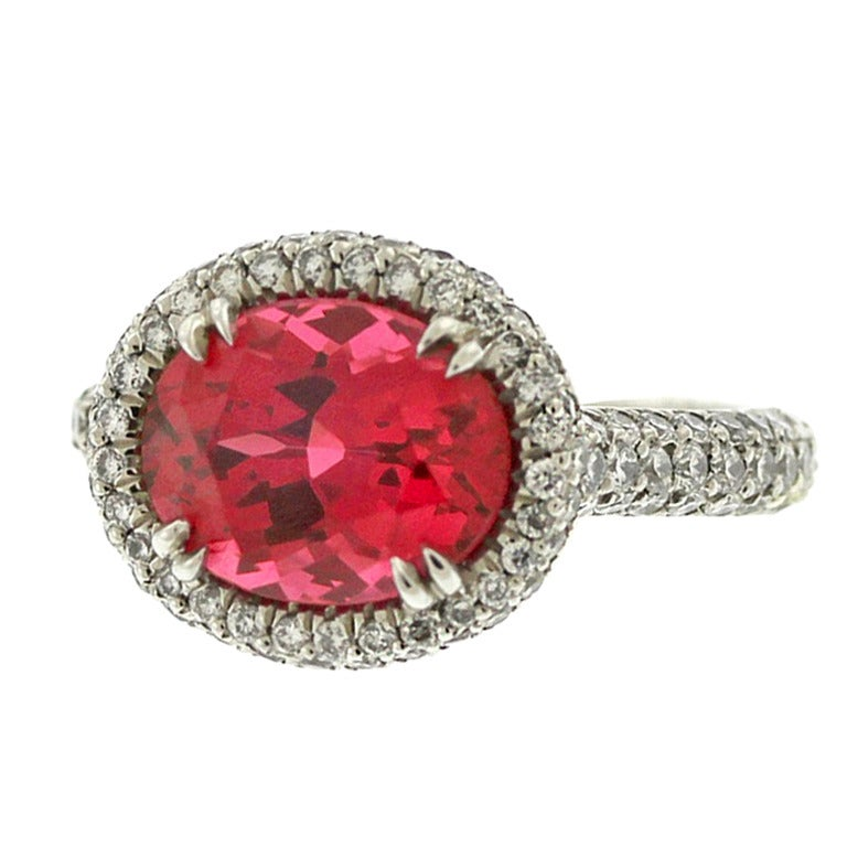 spinel ring at 1stdibs