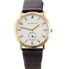 18K Rose Gold Audemars Piguet Wrist Watch