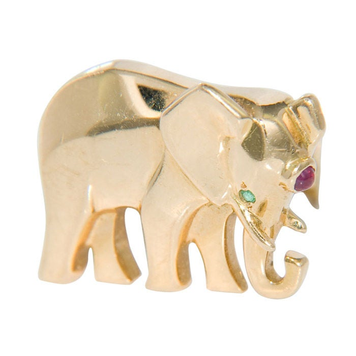 perhaps the world/'s most majestic animal. Elephant cufflinks