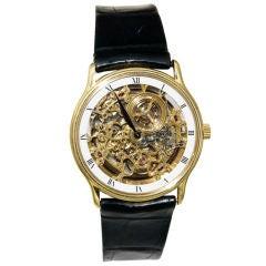 Audemars Piguet Skeleton Wrist Watch