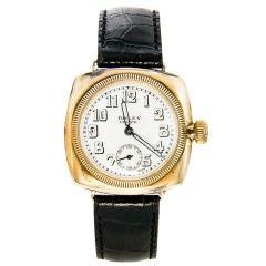 ROLEX  Early Cushion Wrist watch