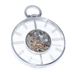 PAUL FLATO Skeleton Pocket Watch