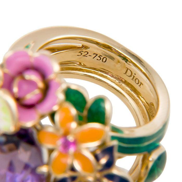 CHRISTIAN DIOR, Diorette Ring 4