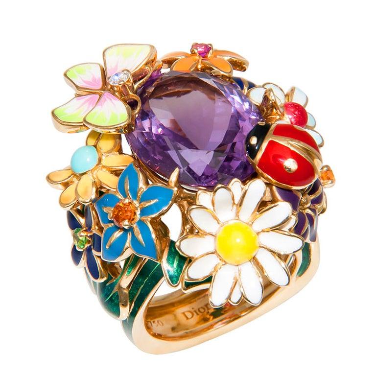 CHRISTIAN DIOR, Diorette Ring 1