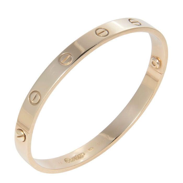 CARTIER Love Bracelet 1