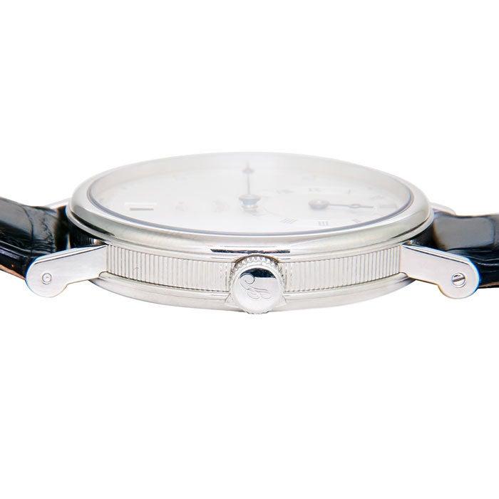 BREGUET Platinum Classique Regulator Wristwatch Ref 5187 3
