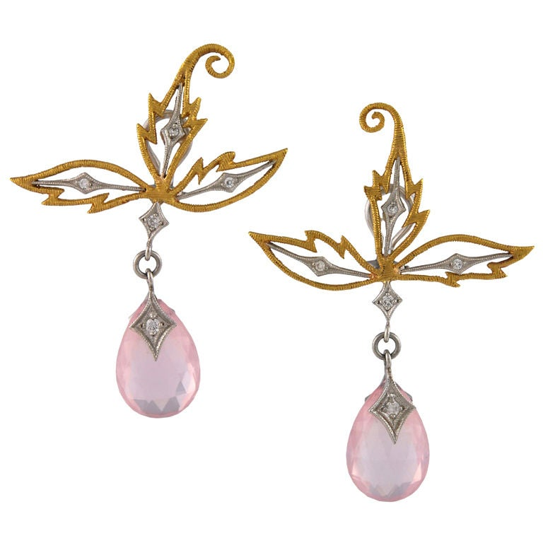 delightful pink tourmaline and cathy waterman