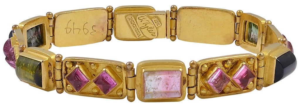 Carolyn tyler tourmaline bracelet at 1stdibs for Carolyn tyler jewelry collection