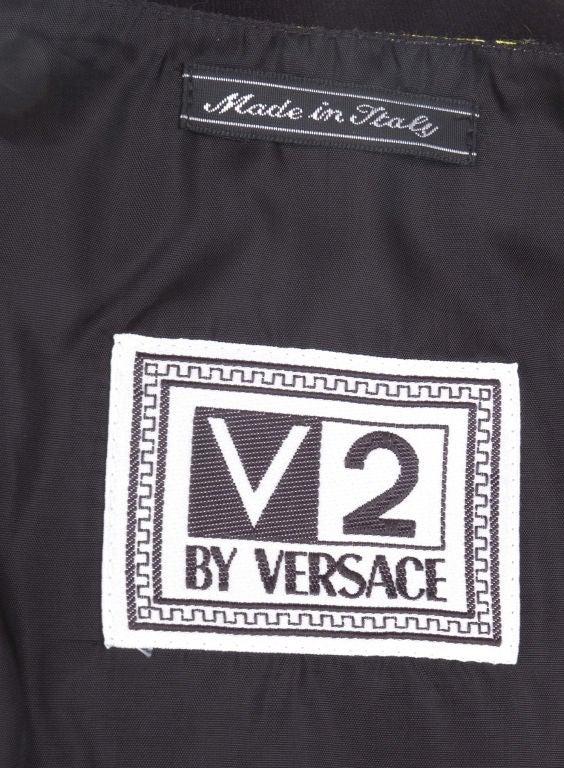 Early 90's  Vest V2 by Versace 5