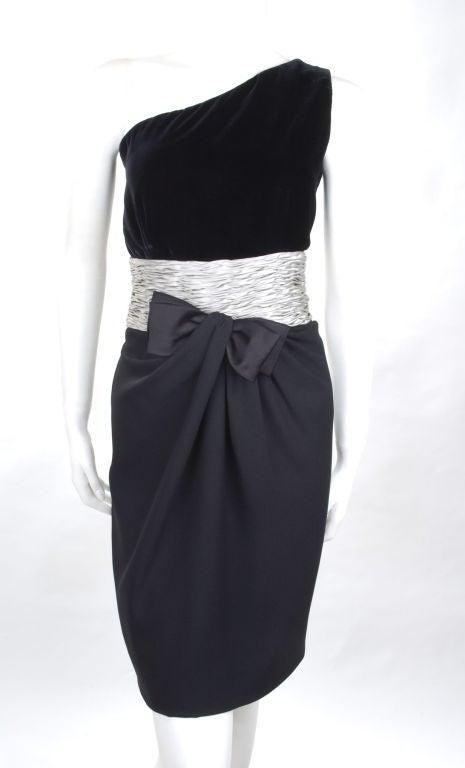 80's Valentino Cocktail Dress 2
