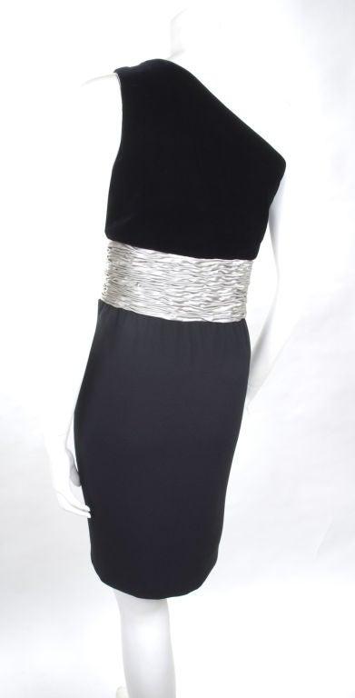 80's Valentino Cocktail Dress 6