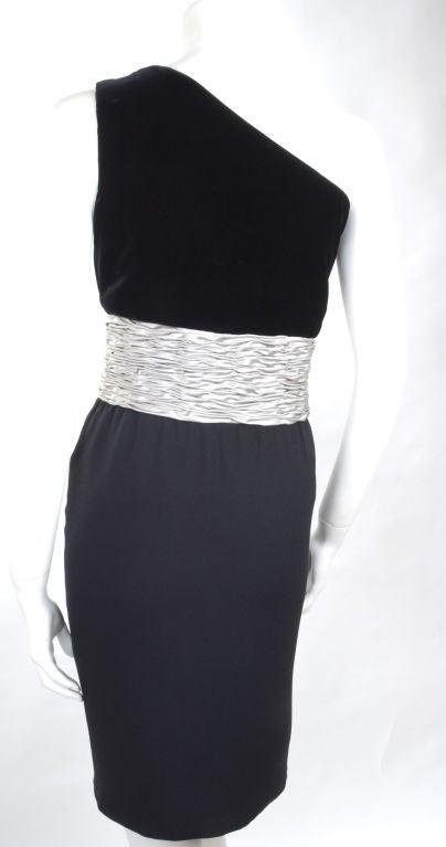 80's Valentino Cocktail Dress 7