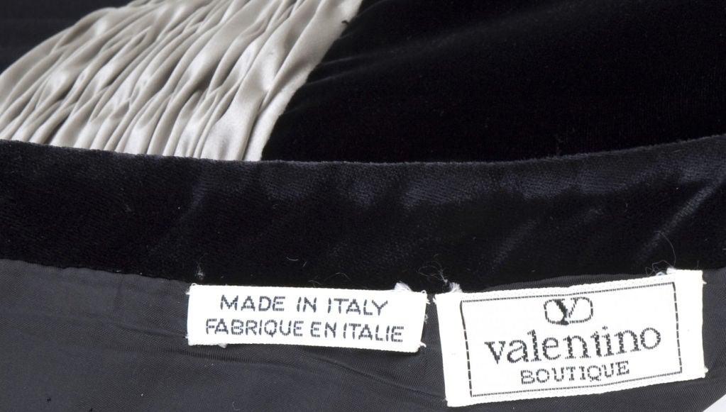 80's Valentino Cocktail Dress 8