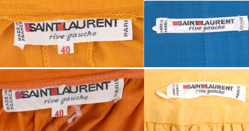 Yves Saint Laurent Ensemble 10