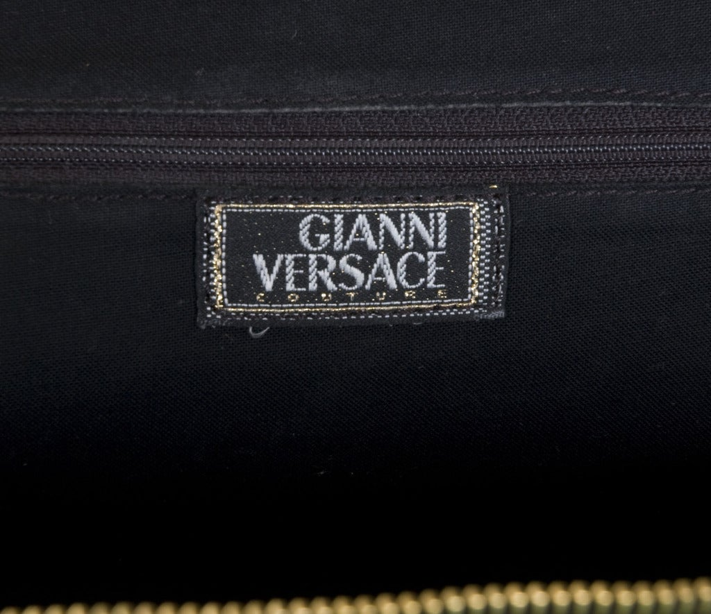 Gianni Versace Large Miami Purse 10