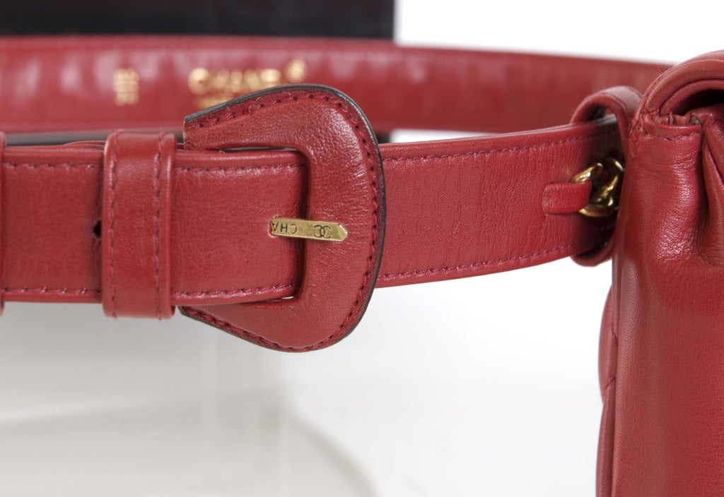 Chanel Belt with 2 Bags 5