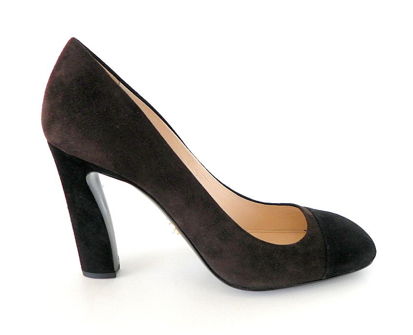 Beautifully shaped cut and heel. 
