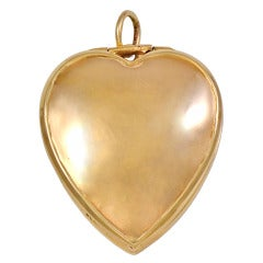 Heart Shape Locket for Four Pictures