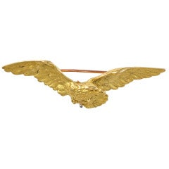 Eagle Brooch