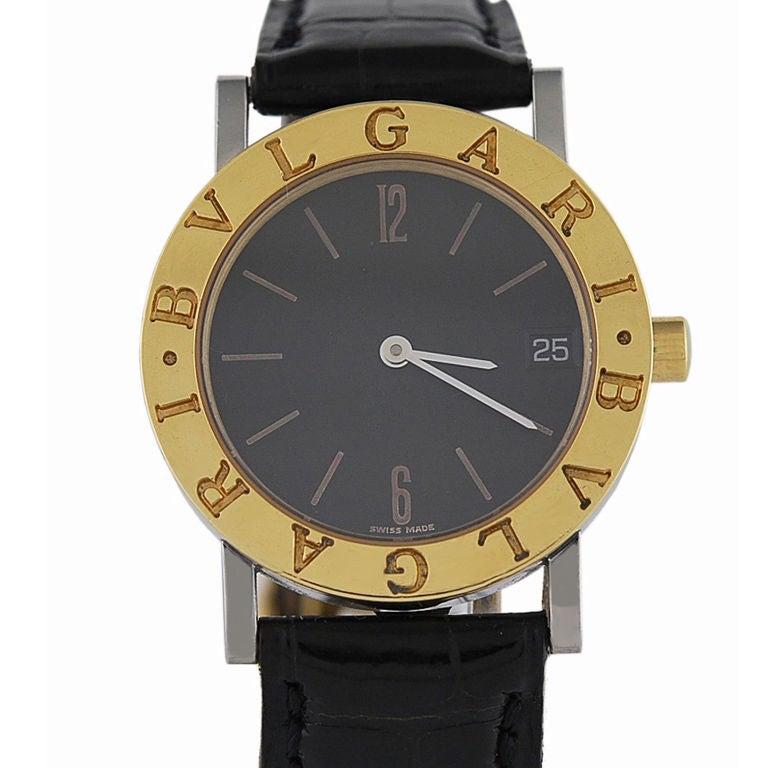 18K Bulgari Watch