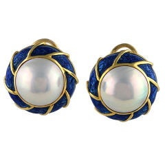 Tiffany Schlumberger Earrings