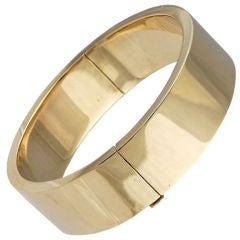 TIFFANY Sleek Bangle Bracelet