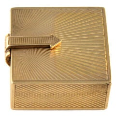 TIFFANY Pill Box