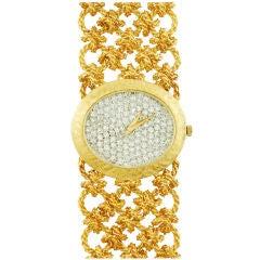 BUECHE GIROD Diamond Watch