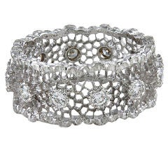 MARIO BUCCELLATI Diamond Band