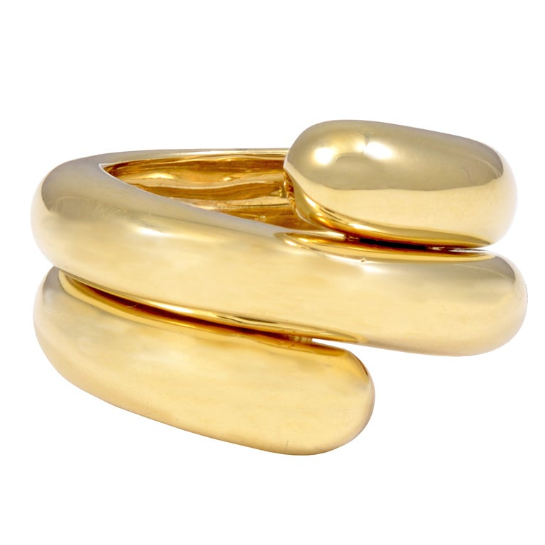 david webb heavy gold ring for sale at 1stdibs