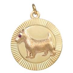 Tiffany & Co. Terrier Charm/pendant
