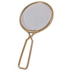 TIFFANY&CO Gold Magnifier