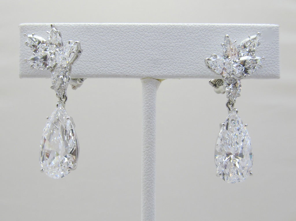 Magnificent Diamond earrings 3