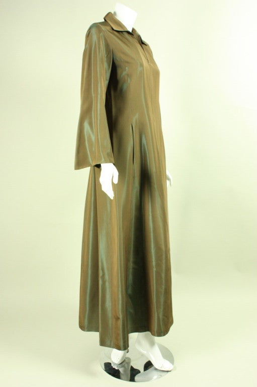 1990's Kenzo Sharkskin Dress 2